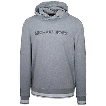 Michael Kors  Michael Kors Grey Hooded Sweatshirt