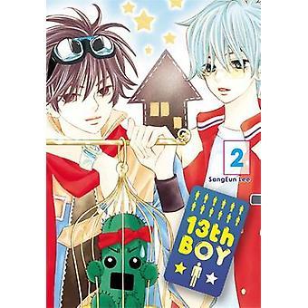 13 boy - v. 2 av SangEun Lee - 9780759529953 bok