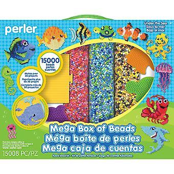 Perler Mega Fused Bead Kit-Under The Sea