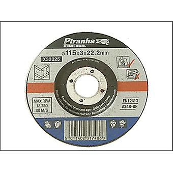 Black & Decker X32025 Proline Cutting Disc 115mm