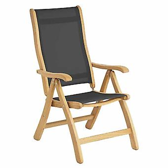 Alexander Rose Roble Recliner Chair with Grey Sling