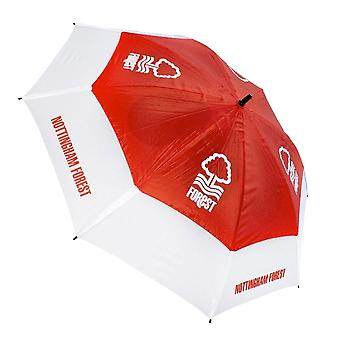 Nottingham Forest FC Official Double Canopy Golf Umbrella