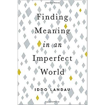 Finding Meaning in an Imperfect World by Iddo Landau - 9780190657666
