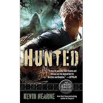 Hunted by Kevin Hearne - 9780345533630 Book
