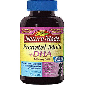 Natur Made prenatal multi + DHA Softgels