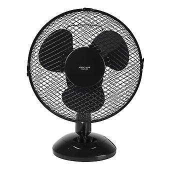 NORDIC HOME cultura ventilador de mesa, 230mm, três-velocidade 20W