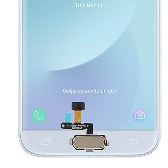 Samsung Galaxy J5 Home Button 2017 Main Button + Flat Cable - Gold