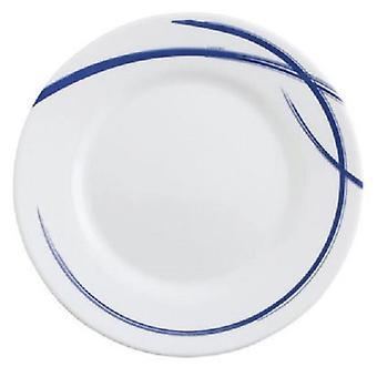 Luminarc Dessert Plate 19Cm Fairy Navy (Kitchen , Household , Dishes)