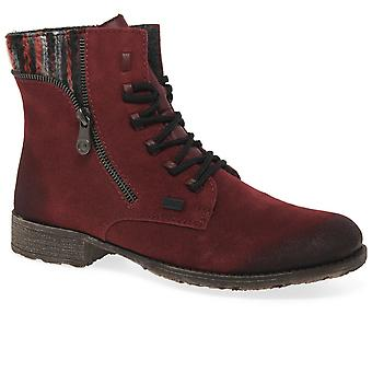 Rieker Rainbow Womens Casual Ankle Boots