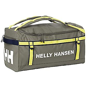 Helly Hansen HH Classic Duffel Bag Unisex Travel Bag - Adult - Beige (Fallen Rock) - S (50 L)