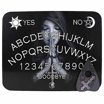 Gothic Prayer Ouija Board