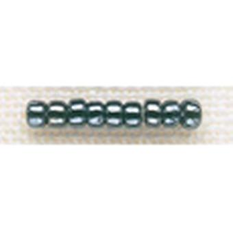 Mill Hill Glass Beads Size 8 0 3Mm 6.0 Grams Pkg Jet Gbd8 18081