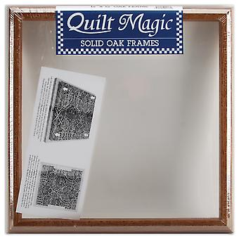 Quilt Magic Oak Frame 12