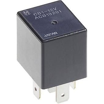 Automotive relay 12 Vdc 40 A 1 change-over Panasonic CB112