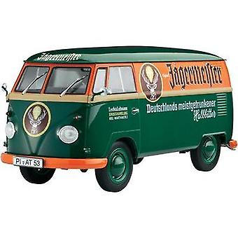 Revell 07076 VW T1 Transporter Kastenwagen Car model assembly kit 1:24