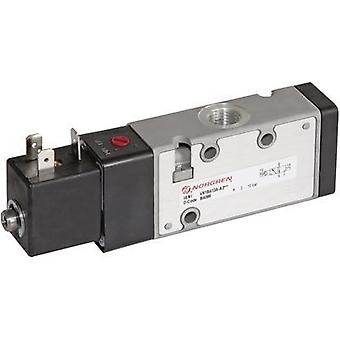 3/2-way Mechanically operated pneumatic valve Norgren V61B413A-A213L 24 Vdc G 1/4 Enclosure material Aluminium Sealant