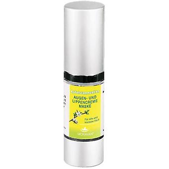 Moravan Apple stem cell eye and lip cream mask