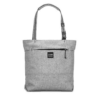Pacsafe Slingsafe LX200 Anti-theft  Compact Tote (Tweed Grey)