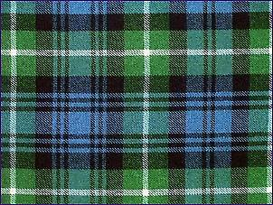 Lamont, Ancient - Pure Wool Tartan