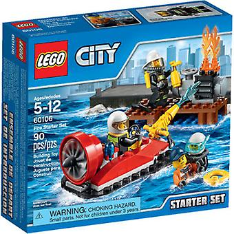 Lego 60106 Fire Starter Set (Toys , Constructions , Vehicles)