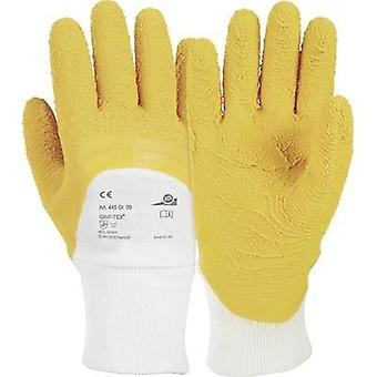 KCL 445 Glove Grip-Tex® Cotton tricot with coating of natural latex