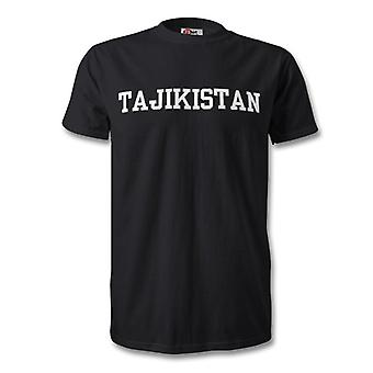 Tajikistan Country T-Shirt