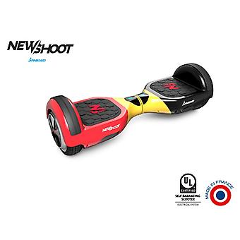 hoverboard spinboard © stadium of belgium