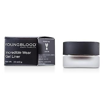 Youngblood Incredible Wear Gel Liner - # Espresso 3g / 0.1oz