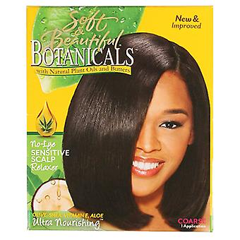 Soft & Beautifull Botanical Relaxer Kit Super (Woman , Hair Care , Treatments , Volume)