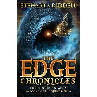 The Edge Chronicles 2: The Winter Knights: Second Book of Quint (Paperback) by Stewart Paul Riddell Chris