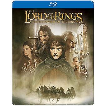 Lord van de ringen-Fellowship van de Ring [BLU-RAY] USA import
