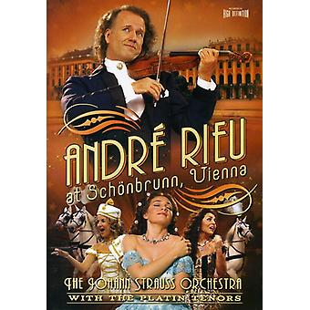 Andre Rieu - Andr  Rieu at Schoenbrunn/Vienna [DVD] USA import