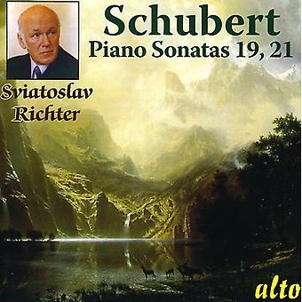 F. Schubert - Schubert: Piano Sonatas D. 958, D. 960 [CD] USA import