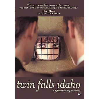 Twin Falls Idaho [DVD] USA import