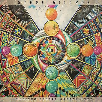 Steve Hillage - import USA de Madison Square Garden 1977 [Vinyl]