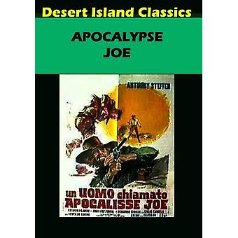 Apocalypse Joe [DVD] USA import