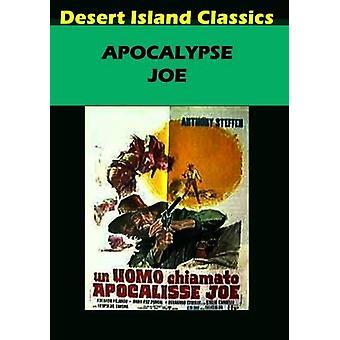 Apocalyps Joe [DVD] USA import