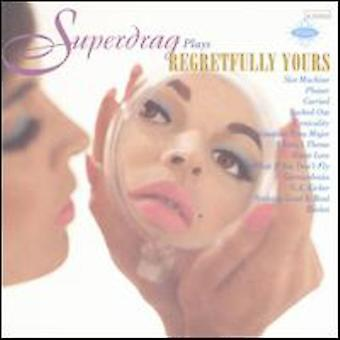 Superdrag - Regretfully Yours [CD] USA import