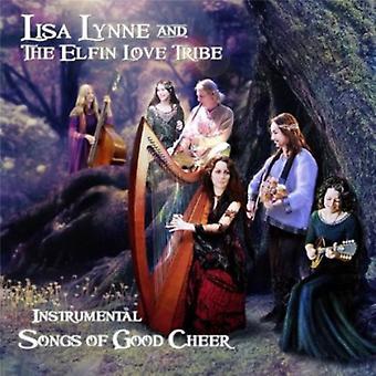 Lisa Lynne & reiseboken kjærlighet stamme - instrumentale sanger av Good Cheer [DVD] USA import