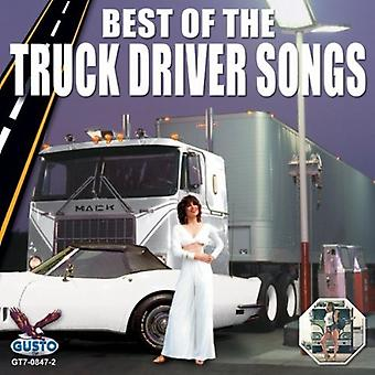 Best of the Truck Driver S - Best of the Truck Driver S [CD] USA import