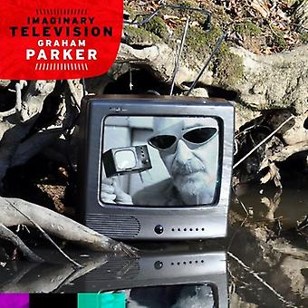 Graham Parker - Imaginary Television [CD] USA import