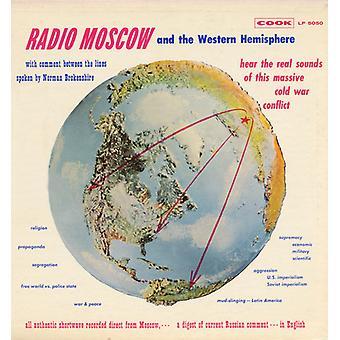 Radio Moskva & den vestlige halvkugle - Radio Moskva & vestlige halvkugle [CD] USA importen