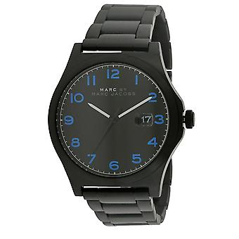 Marc by Marc Jacobs Jimmy sort Herre Watch MBM5059