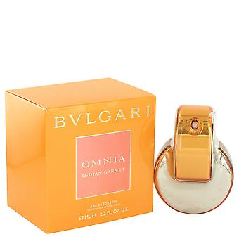 Bvlgari Women Omnia Indian Garnet Eau De Toilette Spray By Bvlgari