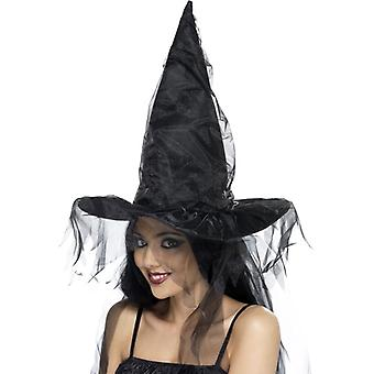 Witch Hat Black with power