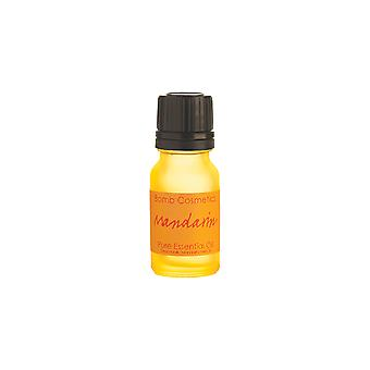 Bombe kosmetikk essensielle oljen Mandarin