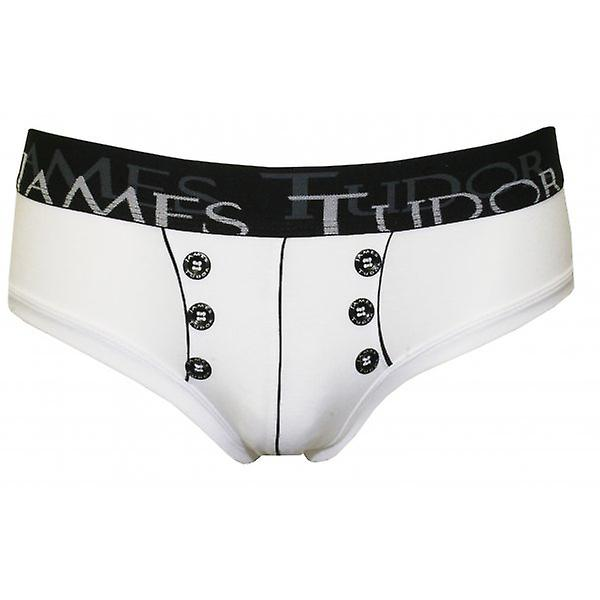 James Tudor Batallion Brief, White