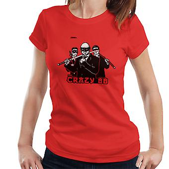 Slutte sig til banden skøre 88 Kill Bill kvinders T-Shirt