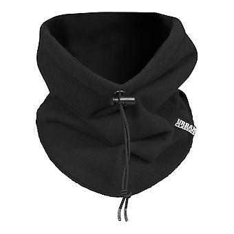 Urban classics - fleece neck gaiter Nackenwärmer black