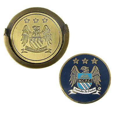 Manchester City Hat Clip & Marker